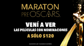 Maraton Pre Oscars