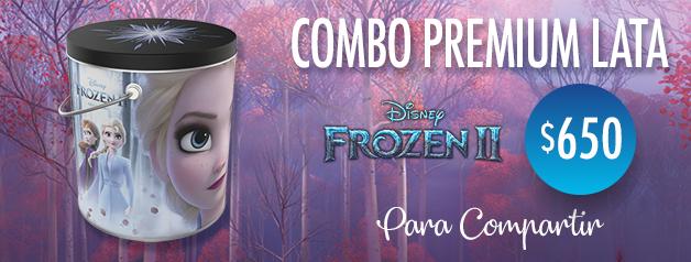 Combo Premium Frozen 2 Lata