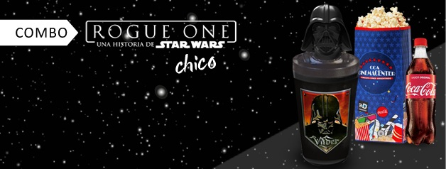 COMBO ROGUE ONE CHICO