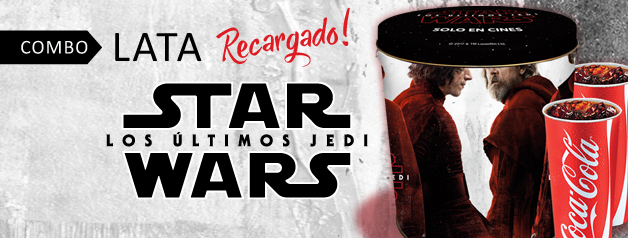 COMBO LATA STAR WARS