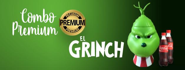 COMBO PREMIUM EL GRINCH
