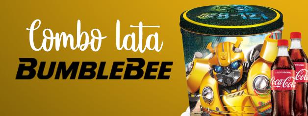 COMBO LATA BUMBLEBEE
