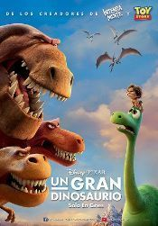 UN GRAN DINOSAURIO - 2D DIGITAL CAST