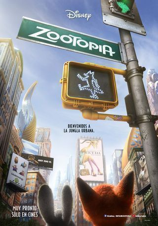 ZOOTOPIA - 2D DIGITAL CAST