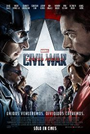 CAPITAN AMERICA CIVIL WAR - 2D DIGITAL CAST