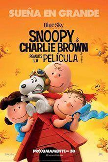 SNOOPY & CHARLIE BROWN - 2D DIGITAL CAST