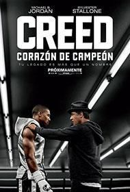 CREED: CORAZON DE CAMPEON - 2D DIGITAL CAST