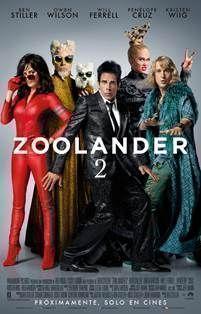 Poster de: ZOOLANDER 2