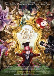 ALICIA A TRAVES DEL ESPEJO - 2D DIGITAL CAST  :: ESTRENO