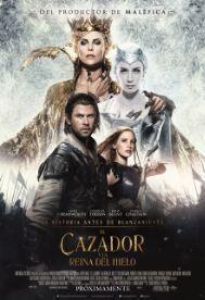 Poster de: EL CAZADOR Y LA REINA DEL HIELO
