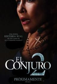 EL CONJURO 2 - 2D DIGITAL CAST