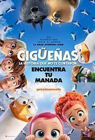 Poster de: CIGÜEÑAS