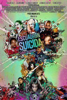 Poster de: ESCUADRON SUICIDA
