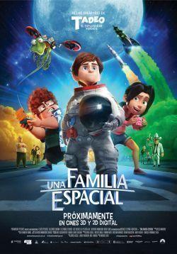 UNA FAMILIA ESPACIAL - 3D CAST