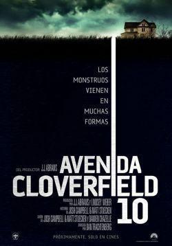 AVENIDA CLOVERFIELD 10 - 2D DIGITAL CAST