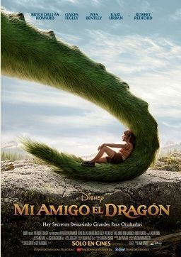 MI AMIGO EL DRAGON - 2D CAST