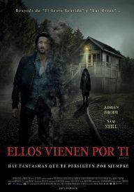 Poster de: ELLOS VIENEN POR TI