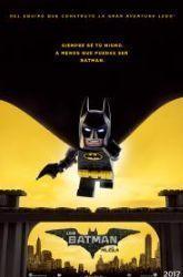 Poster de: LEGO BATMAN LA PELICULA