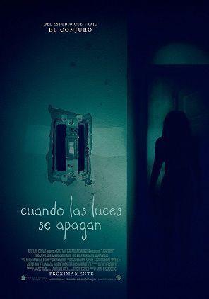 Poster de: CUANDO LAS LUCES SE APAGAN