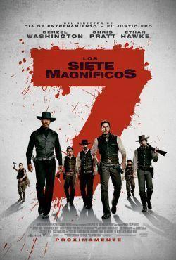 LOS SIETE MAGNIFICOS - 2D CAST