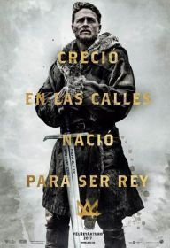 Poster de: EL REY ARTURO: LA LEYENDA DE LAADA