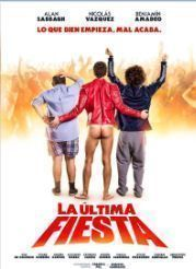 Poster de: LA ULTIMA FIESTA