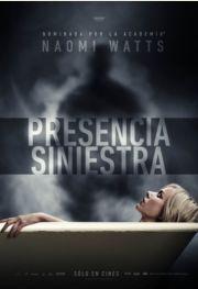 PRESENCIA SINIESTRA - 2D CAST