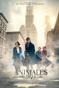 Poster de: ANIMALES FANTASTICOS Y DONDE ENCONTRARLOS