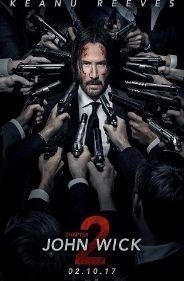 Poster de: JOHN WICK 2 UNA NUEVO DIA PARA MATAR