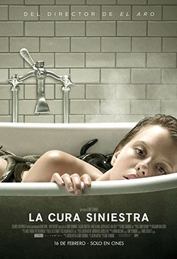 Poster de: LA CURA SINIESTRA