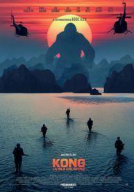 Poster de: KONG LA ISLA CALAVERA