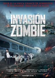 Poster de: INVASION ZOMBIE
