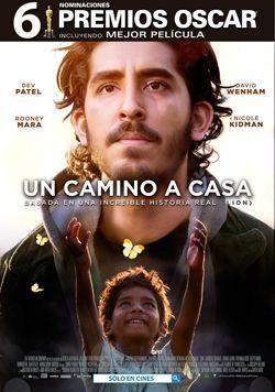 Poster de: UN CAMINO A CASA