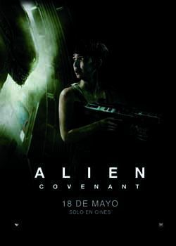 ALIEN: COVENANT - 2D CAST en Mar del Plata