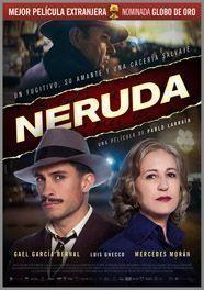 NERUDA - 2D CAST en Mar del Plata