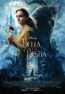 Poster de: LA BELLA Y LA BESTIA
