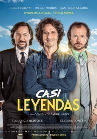 Poster de: CASI LEYENDAS