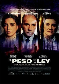 EL PESO DE LA LEY -  2D CAST en Mar del Plata
