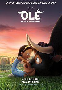 Poster de: OLE: EL VIAJE DE FERDINAND