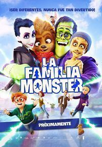 LA FAMILIA MONSTER - 2D CAST