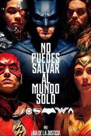 Poster de: LIGA DE LA JUSTICIA