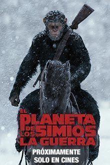 EL PLANETA DE LOS SIMIOS: LA GUERRA - 2D CAST