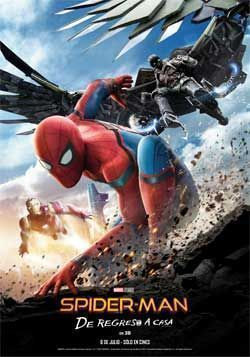 Poster de: SPIDERMAN: DE REGRESO A CASA