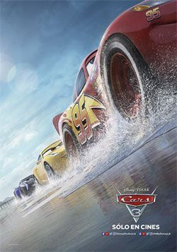 Poster de: CARS 3