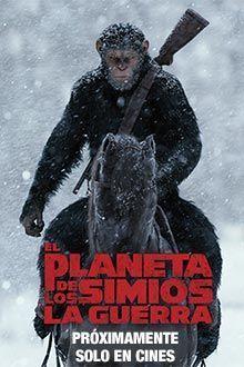 EL PLANETA DE LOS SIMIOS: LA GUERRA - 3D CAST