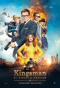 KINGSMAN: EL CIRCULO DORADO - 2D SUB