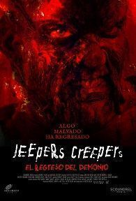 JEEPERS CREEPERS EL REGRESO - 2D CAST