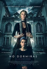 Poster de: NO DORMIRAS