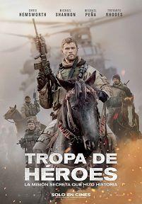 TROPA DE HEROES - 2D SUB