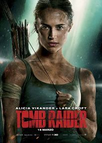 TOMB RAIDER - 2D CAST en Mar del Plata